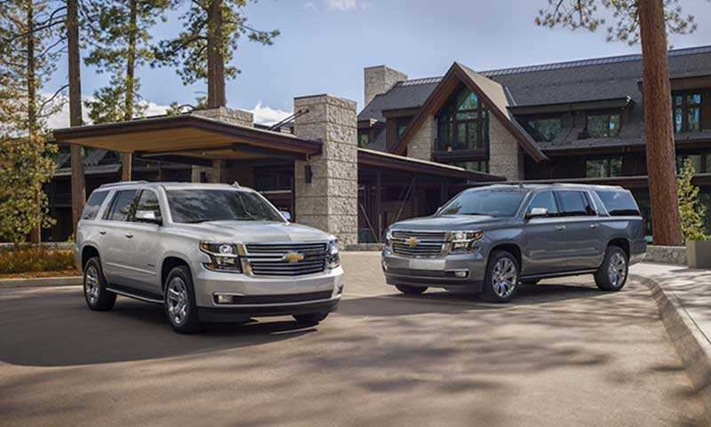 54 The 2020 Chevy Suburban Style for 2020 Chevy Suburban