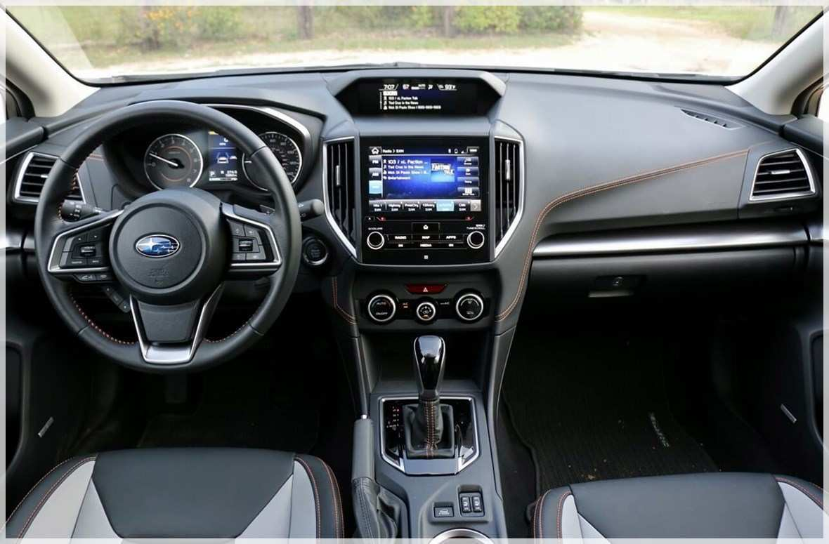 54 The 2020 Subaru Dimensions First Drive for 2020 Subaru Dimensions