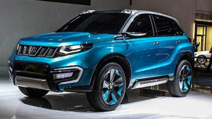 54 The 2020 Suzuki Grand Vitara Preview Picture with 2020 Suzuki Grand Vitara Preview