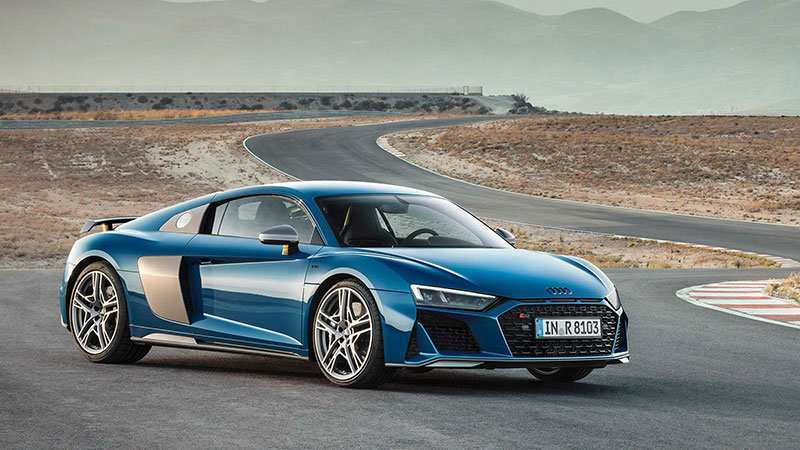 55 All New 2020 Audi R8 V10 Spyder Performance by 2020 Audi R8 V10 Spyder