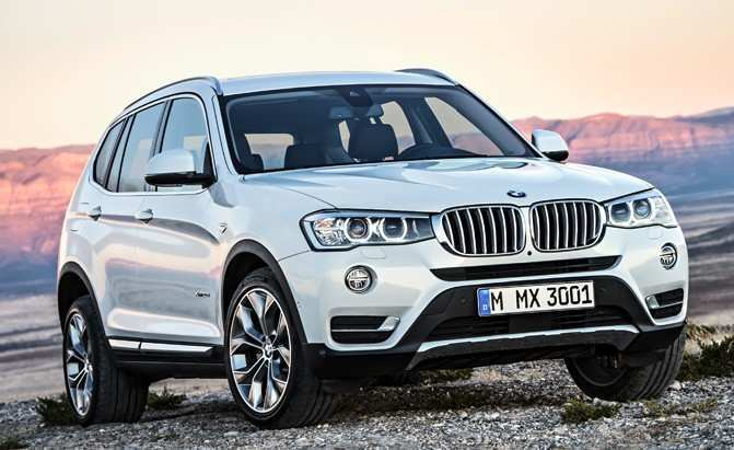 55 All New 2020 BMW X3 Spy Shoot by 2020 BMW X3