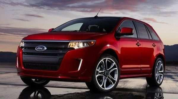 55 All New 2020 Ford Edge New Design Spesification for 2020 Ford Edge New Design