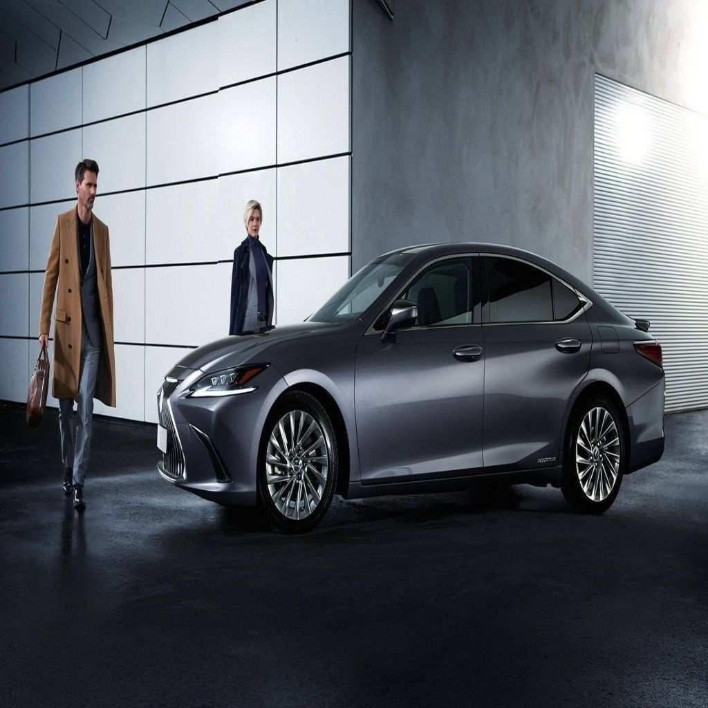 55 All New 2020 Lexus Es 350 Brochure Spy Shoot with 2020 Lexus Es 350 Brochure