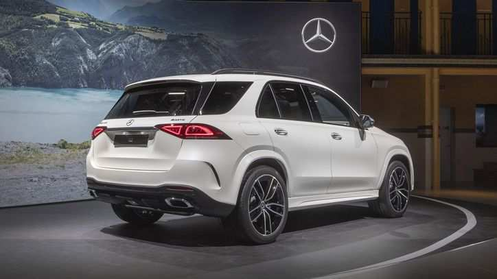 55 All New 2020 Mercedes Gle Coupe Overview by 2020 Mercedes Gle Coupe