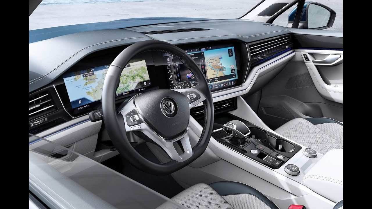 55 All New 2020 VW Touareg Concept with 2020 VW Touareg