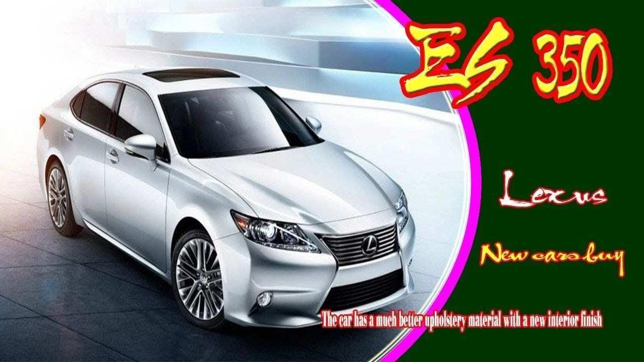 55 All New Lexus Es 2020 Exterior History for Lexus Es 2020 Exterior