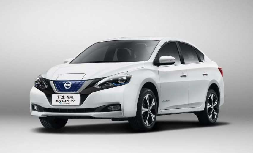 55 All New Nissan Sylphy 2020 Exterior and Interior with Nissan Sylphy 2020