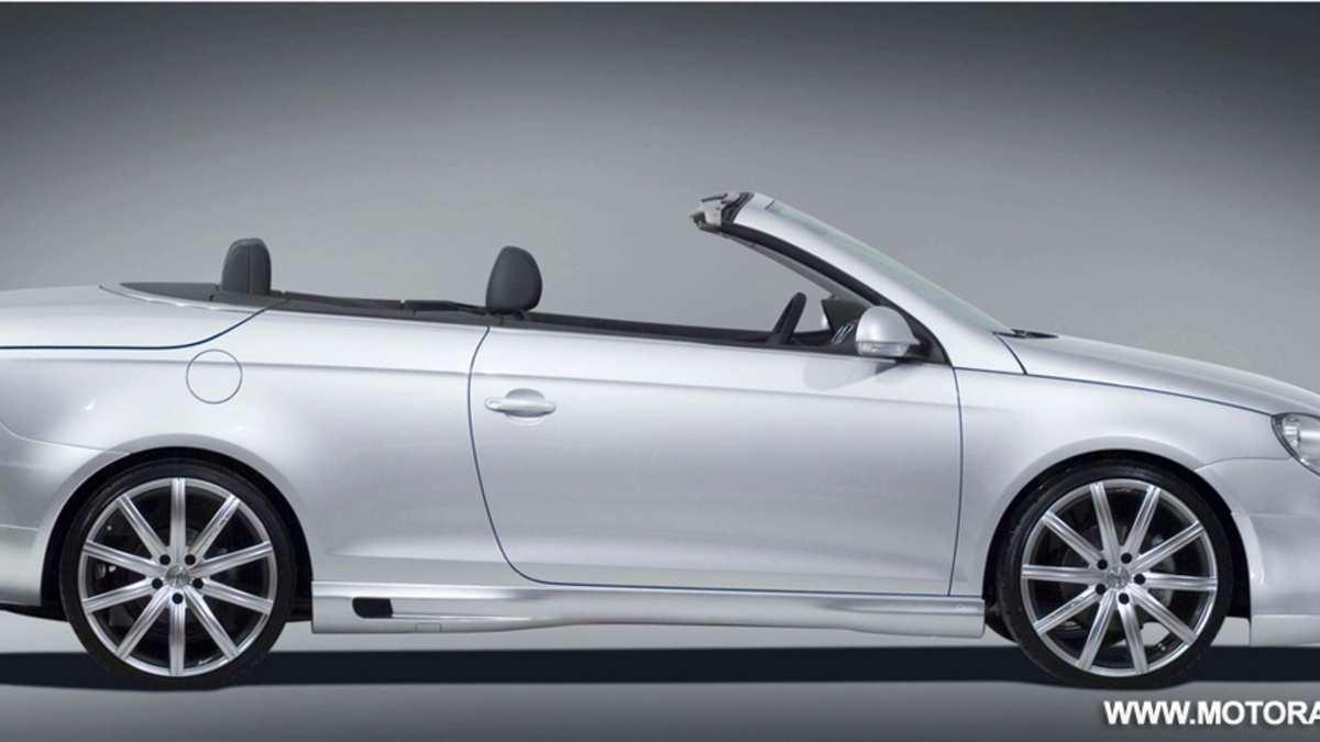 55 All New VW Eos 2020 Spy Shoot by VW Eos 2020