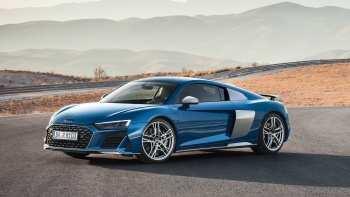 55 Best Review 2020 Audi R8 V10 Spyder Spesification with 2020 Audi R8 V10 Spyder