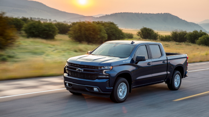 55 Best Review 2020 Chevrolet Silverado Picture with 2020 Chevrolet Silverado