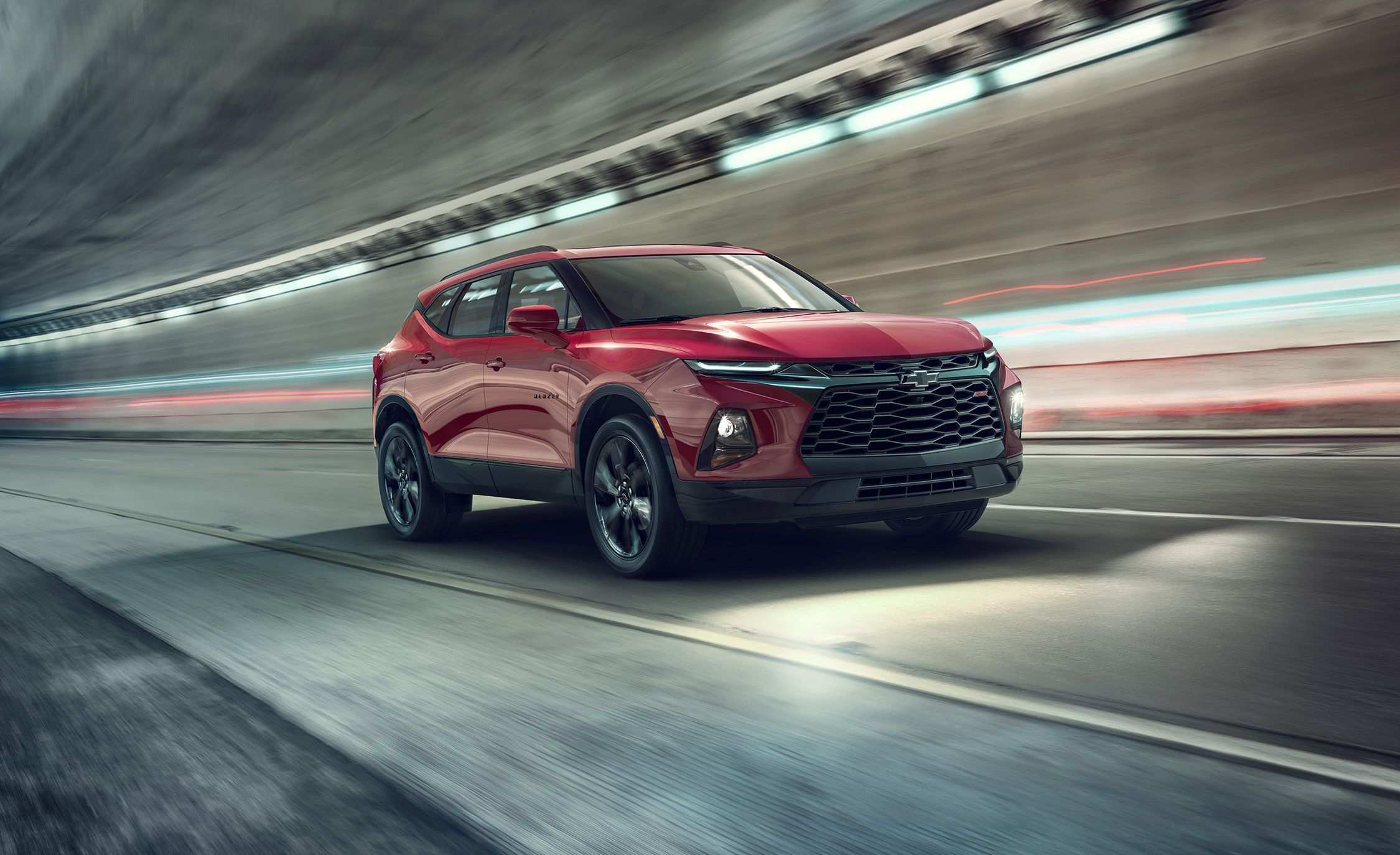 55 Best Review 2020 Chevy Blazer Exterior and Interior for 2020 Chevy Blazer
