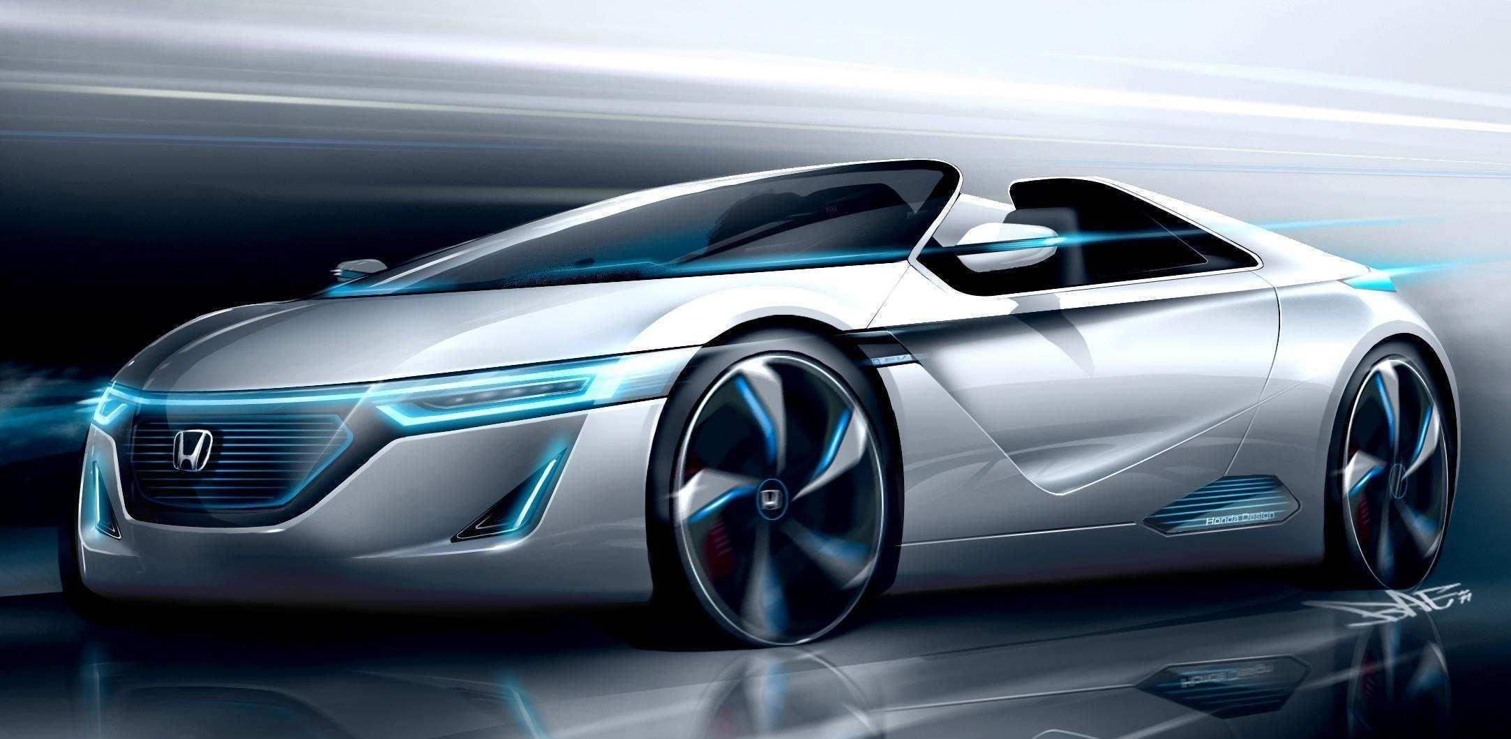 55 Best Review 2020 Honda Cr Z Concept for 2020 Honda Cr Z