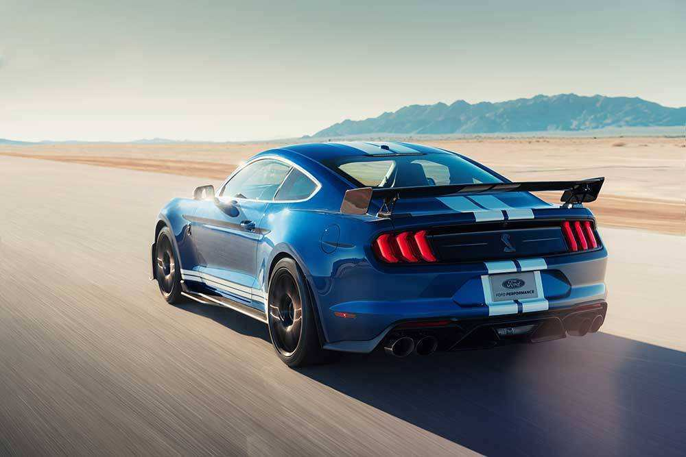 55 Best Review 2020 Mustang Redesign and Concept by 2020 Mustang