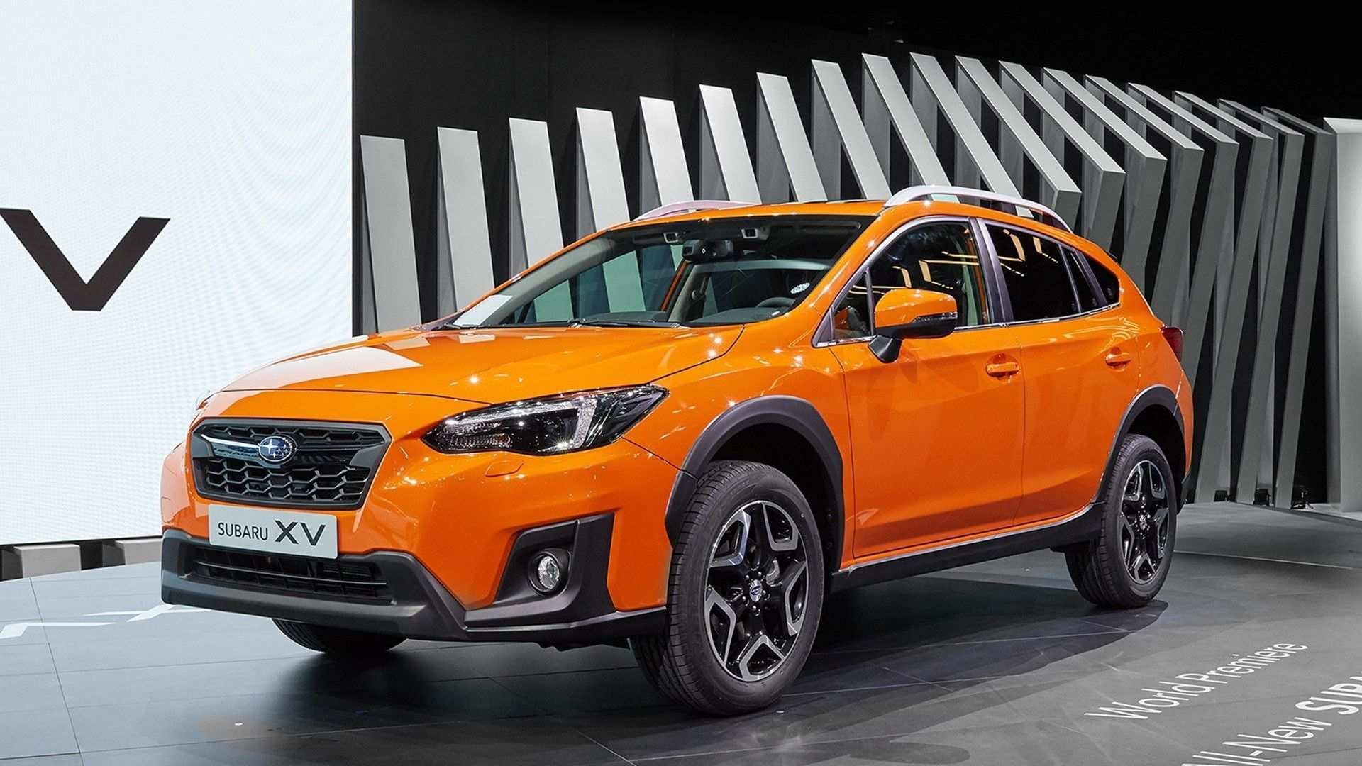2020 Subaru Crosstrek Hybridand Photos