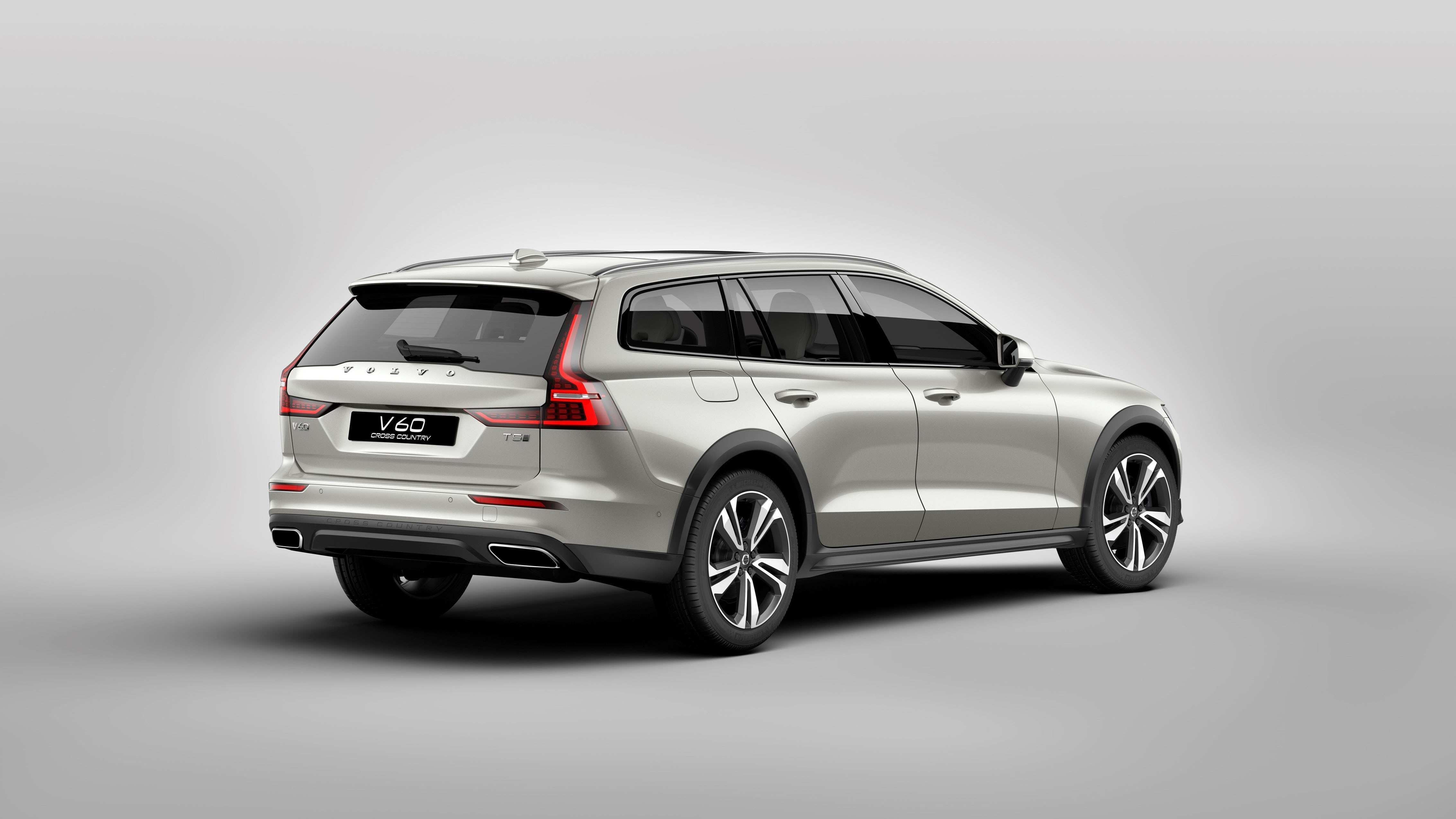 55 Best Review 2020 Volvo V60 Cross Country Release by 2020 Volvo V60 Cross Country
