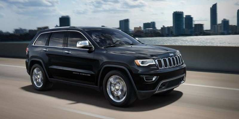 55 Best Review Jeep Grand Cherokee 2020 Spesification for Jeep Grand Cherokee 2020