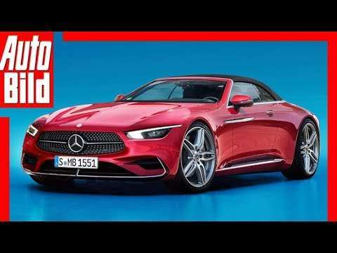 55 Best Review Sl Mercedes 2020 Performance by Sl Mercedes 2020