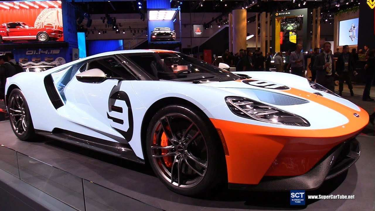 55 Concept of 2020 Ford GT Picture by 2020 Ford GT