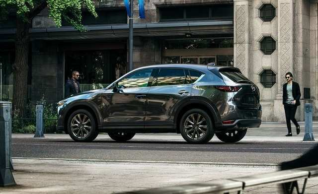 55 Concept of 2020 Mazda CX 5 Overview for 2020 Mazda CX 5