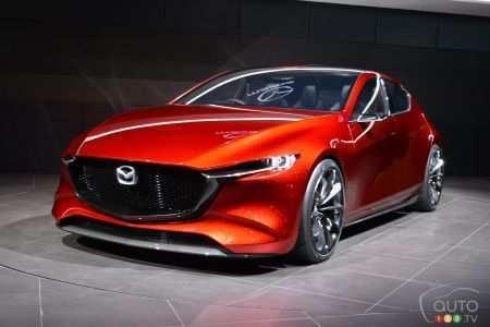55 Concept of Mazda Kodo 2020 First Drive with Mazda Kodo 2020