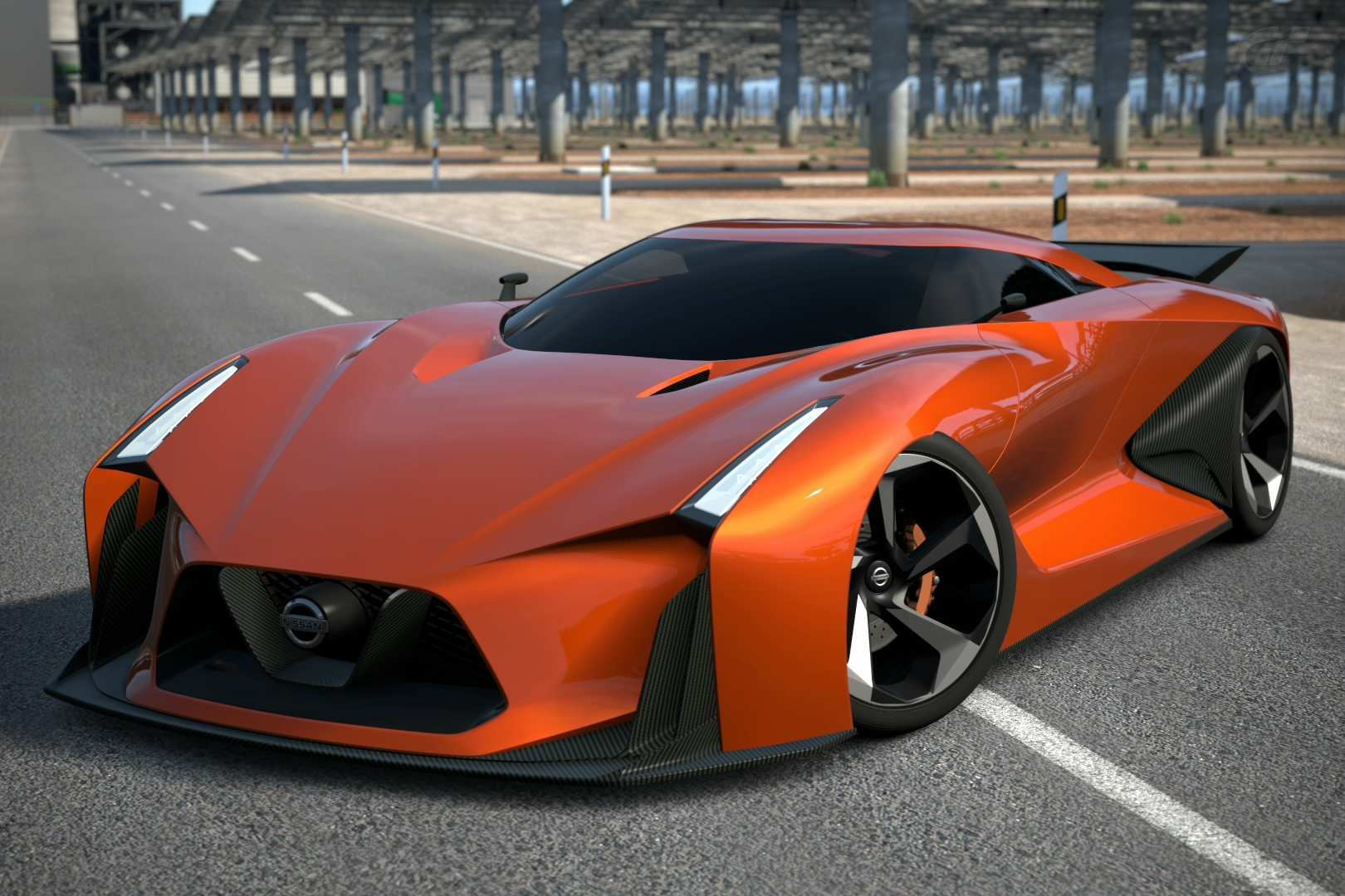 55 Concept of Nissan 2020 Sports Car Model with Nissan 2020 Sports Car