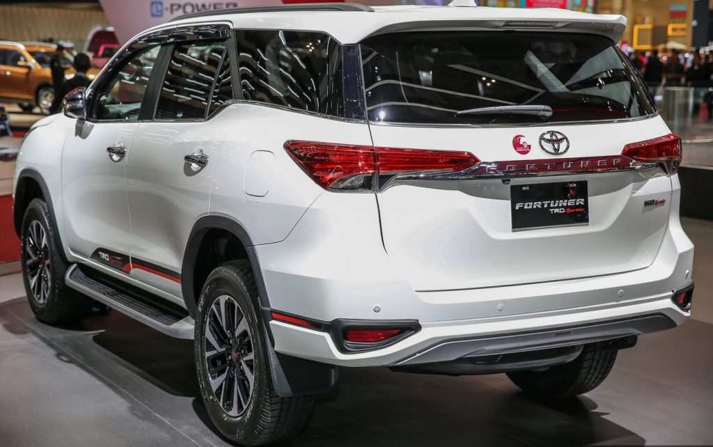 55 Concept of Toyota Fortuner 2020 India Exterior for Toyota Fortuner 2020 India