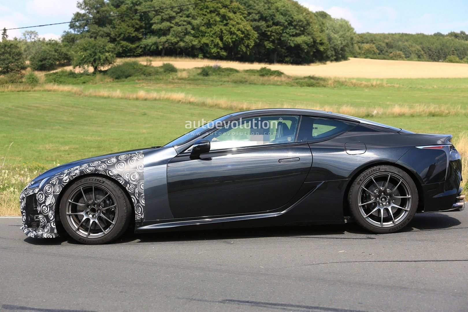 55 Gallery of 2020 Lexus Lf Lc Performance and New Engine by 2020 Lexus Lf Lc