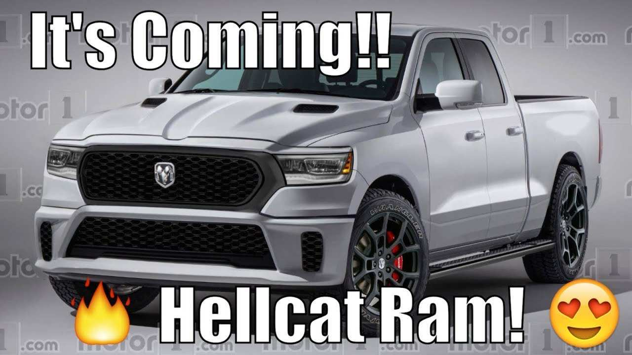 55 Gallery of 2020 Ram 1500 Hellcat Diesel Interior for 2020 Ram 1500 Hellcat Diesel