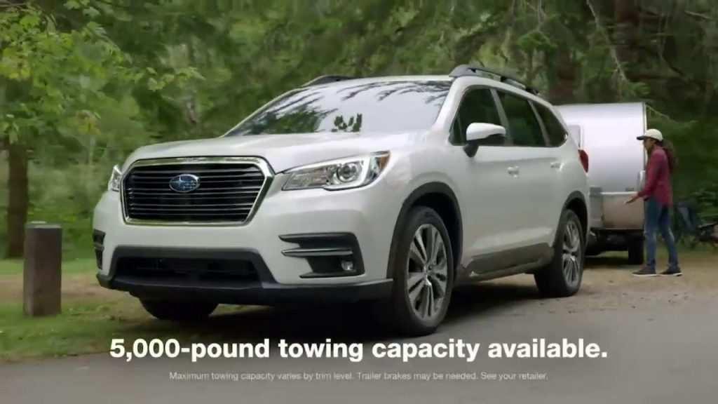 55 Gallery of 2020 Subaru Towing Capacity Redesign with 2020 Subaru Towing Capacity