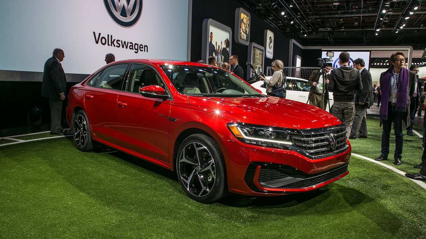 55 Gallery of 2020 Vw Passat Research New for 2020 Vw Passat
