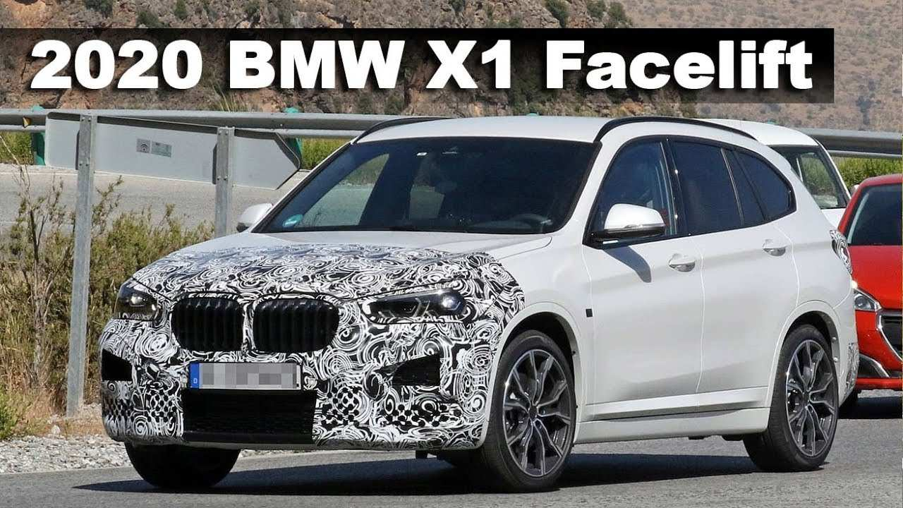 55 Gallery of BMW X1 2020 Picture with BMW X1 2020