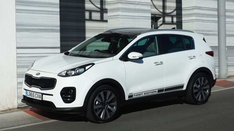 55 Gallery of Kia Sportage Gt Line 2020 Picture for Kia Sportage Gt Line 2020