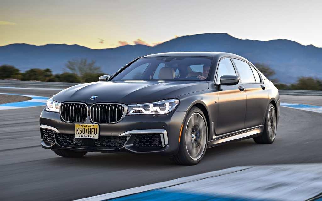 55 Great 2020 BMW 750Li Xdrive Review with 2020 BMW 750Li Xdrive