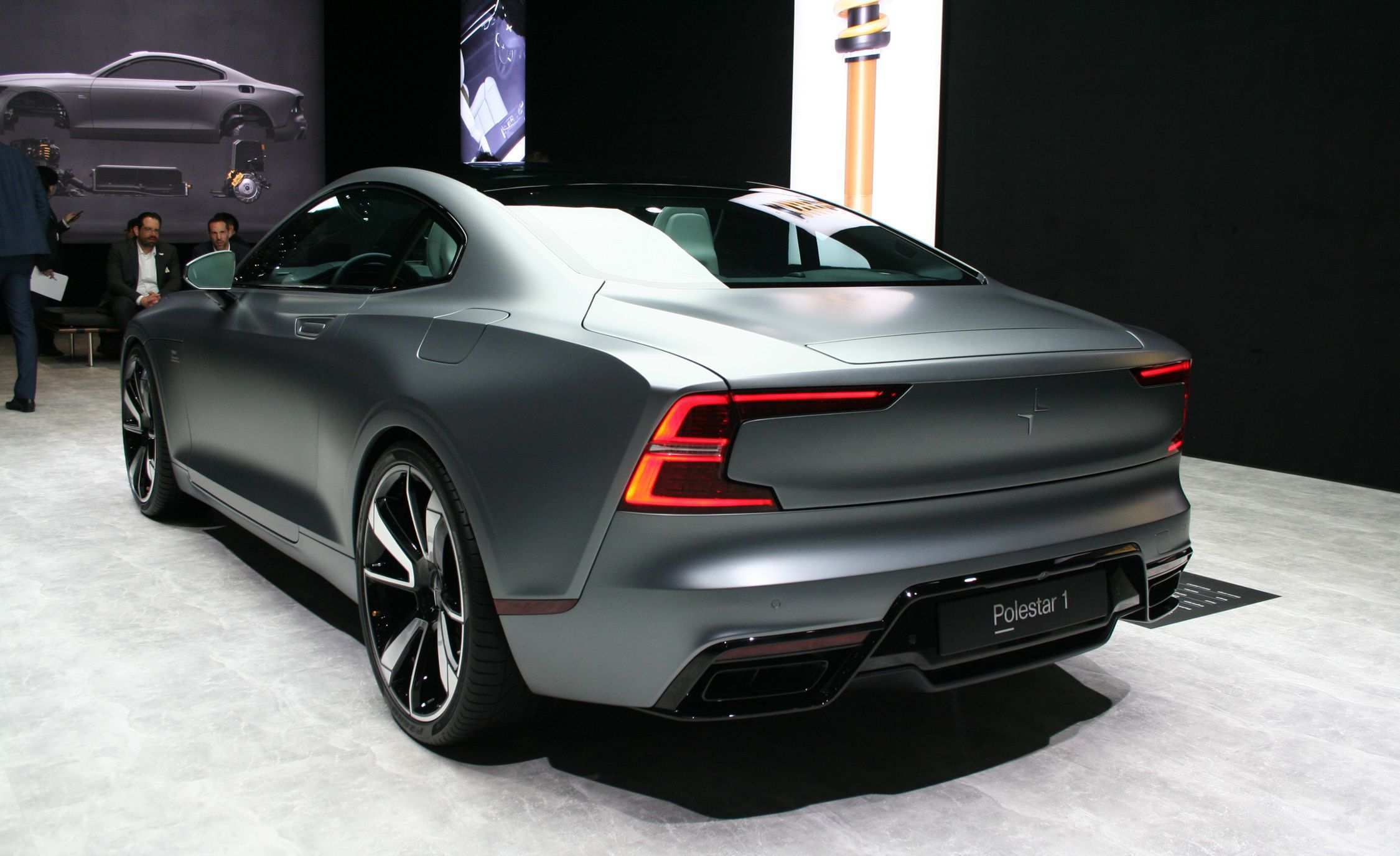 55 Great 2020 Volvo Polestar 1 Model for 2020 Volvo Polestar 1