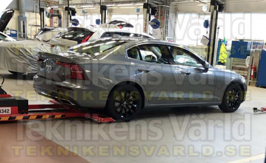 55 Great Volvo S60 2020 Concept for Volvo S60 2020