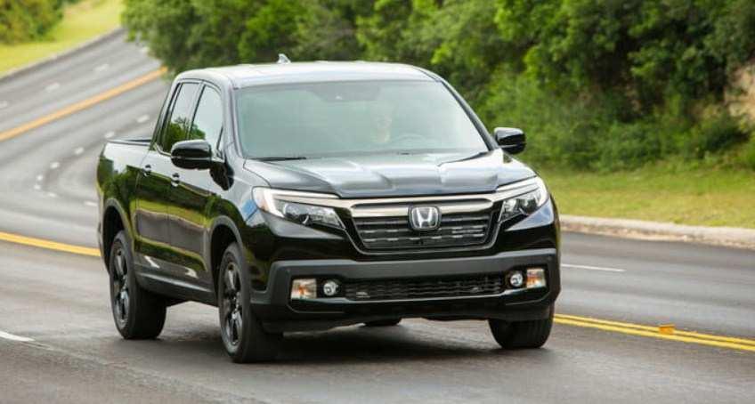 55 New 2020 Honda Ridgeline History with 2020 Honda Ridgeline