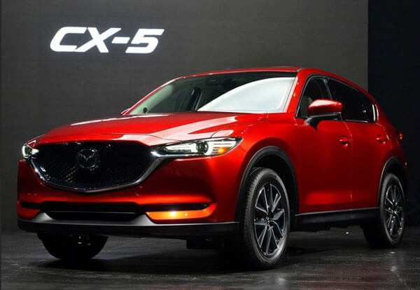 55 New 2020 Mazda Cx 5 Concept for 2020 Mazda Cx 5