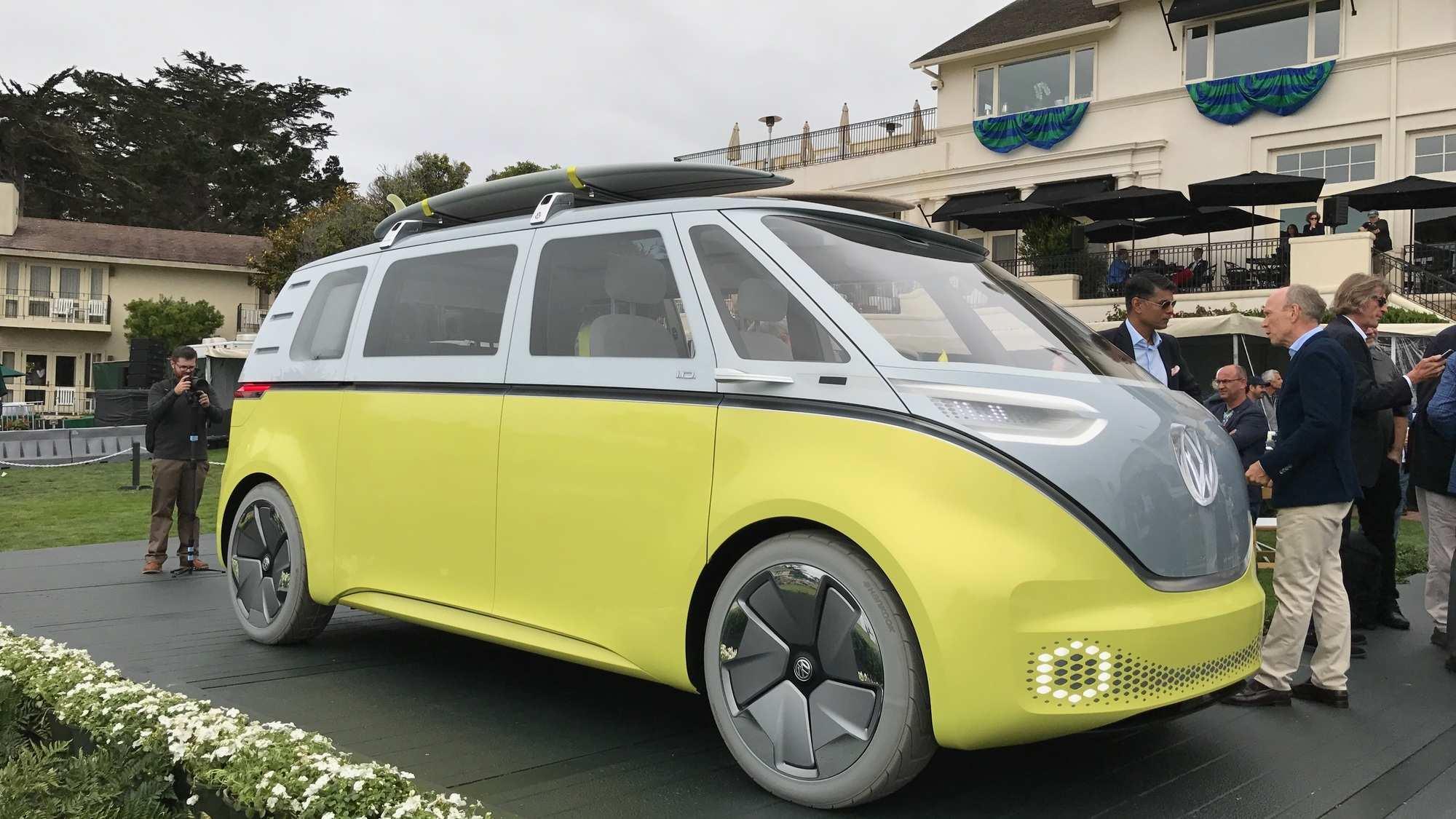 55 New 2020 VW Bulli 2018 New Review for 2020 VW Bulli 2018