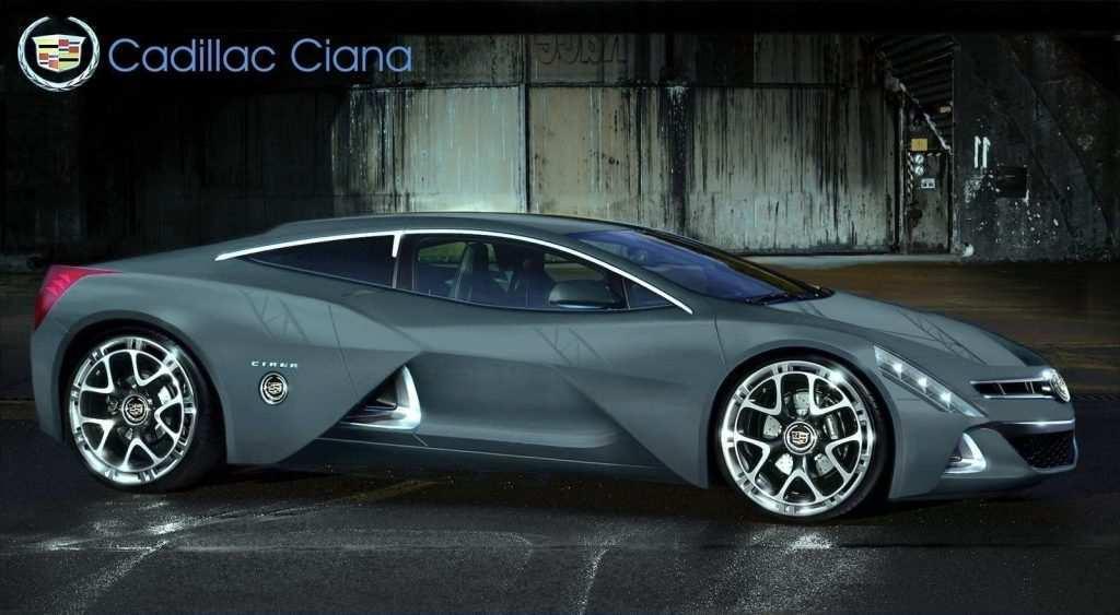 55 The 2020 Cadillac Ciana Release for 2020 Cadillac Ciana