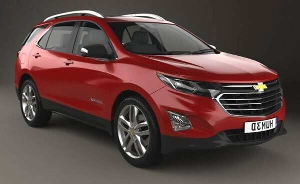 56 All New 2020 All Chevy Equinox Release Date by 2020 All Chevy Equinox