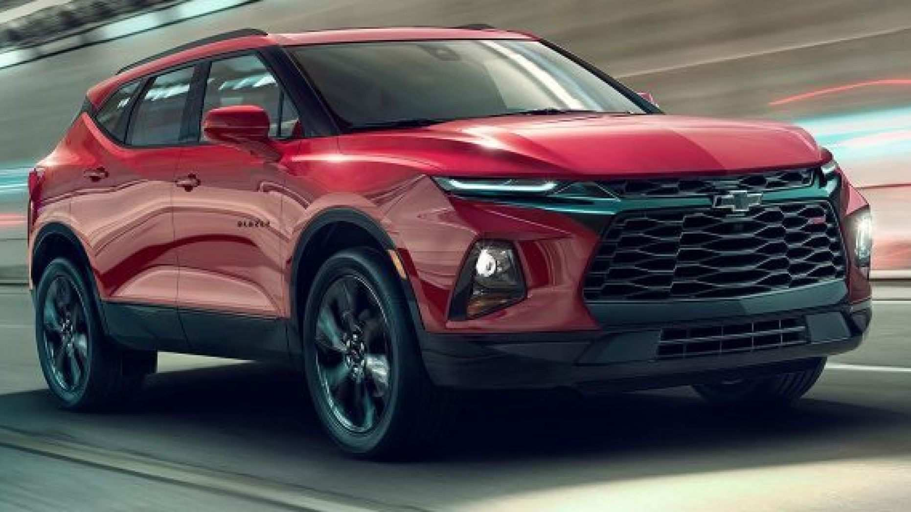 56 All New 2020 Chevy Blazer Concept with 2020 Chevy Blazer
