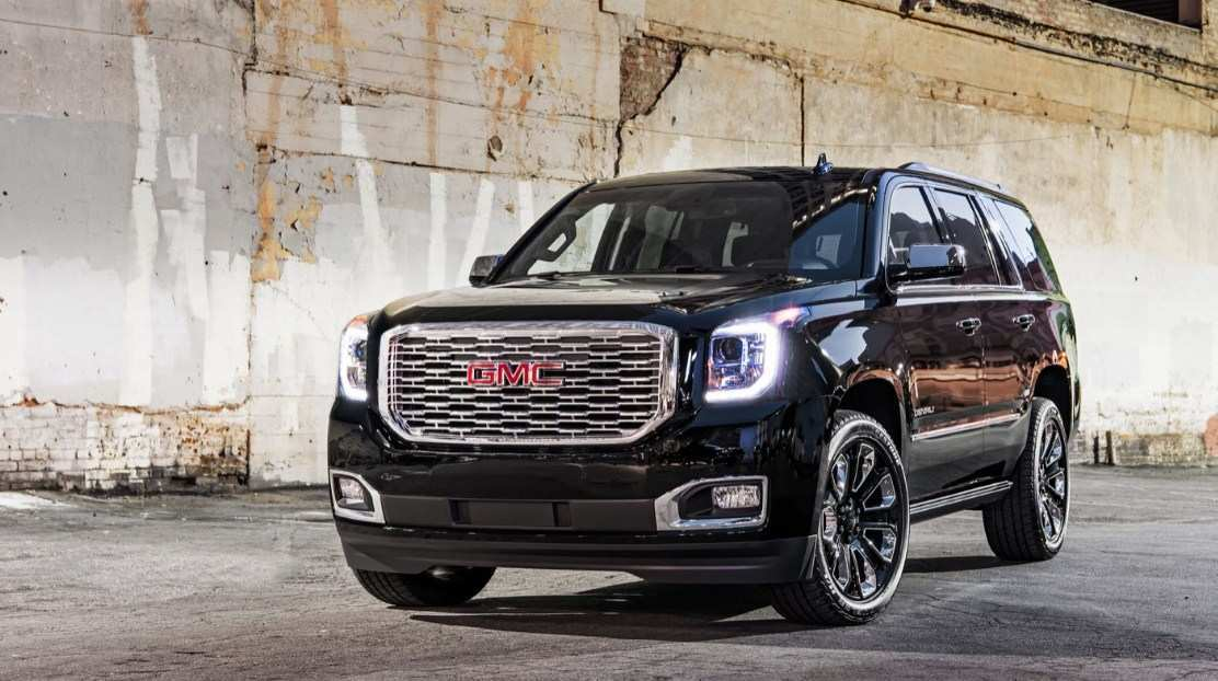 56 All New 2020 GMC Yukon XL New Concept with 2020 GMC Yukon XL
