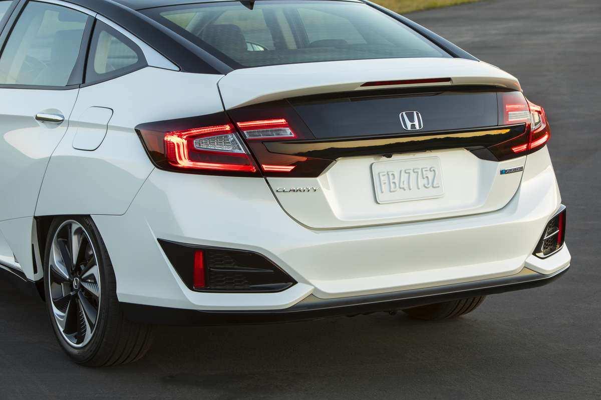 56 All New 2020 Honda Fcev Redesign by 2020 Honda Fcev