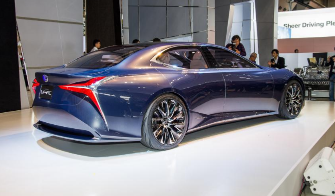 56 All New 2020 Lexus LS Style by 2020 Lexus LS