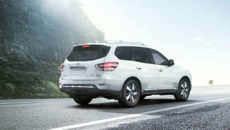 56 All New 2020 Nissan Pathfinder Hybrid Photos with 2020 Nissan Pathfinder Hybrid