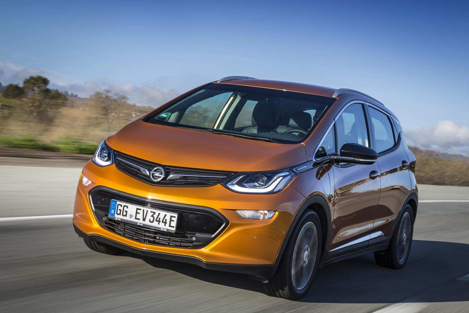 56 All New 2020 Opel Ampera 2018 Rumors with 2020 Opel Ampera 2018