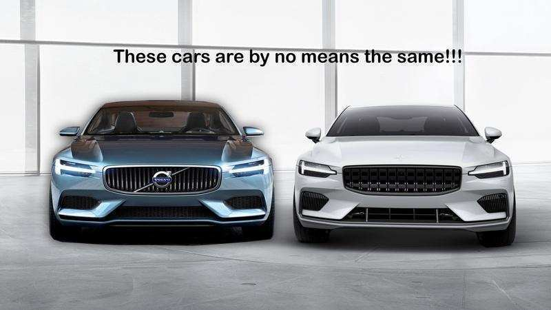 56 All New 2020 Volvo Polestar 1 Prices for 2020 Volvo Polestar 1