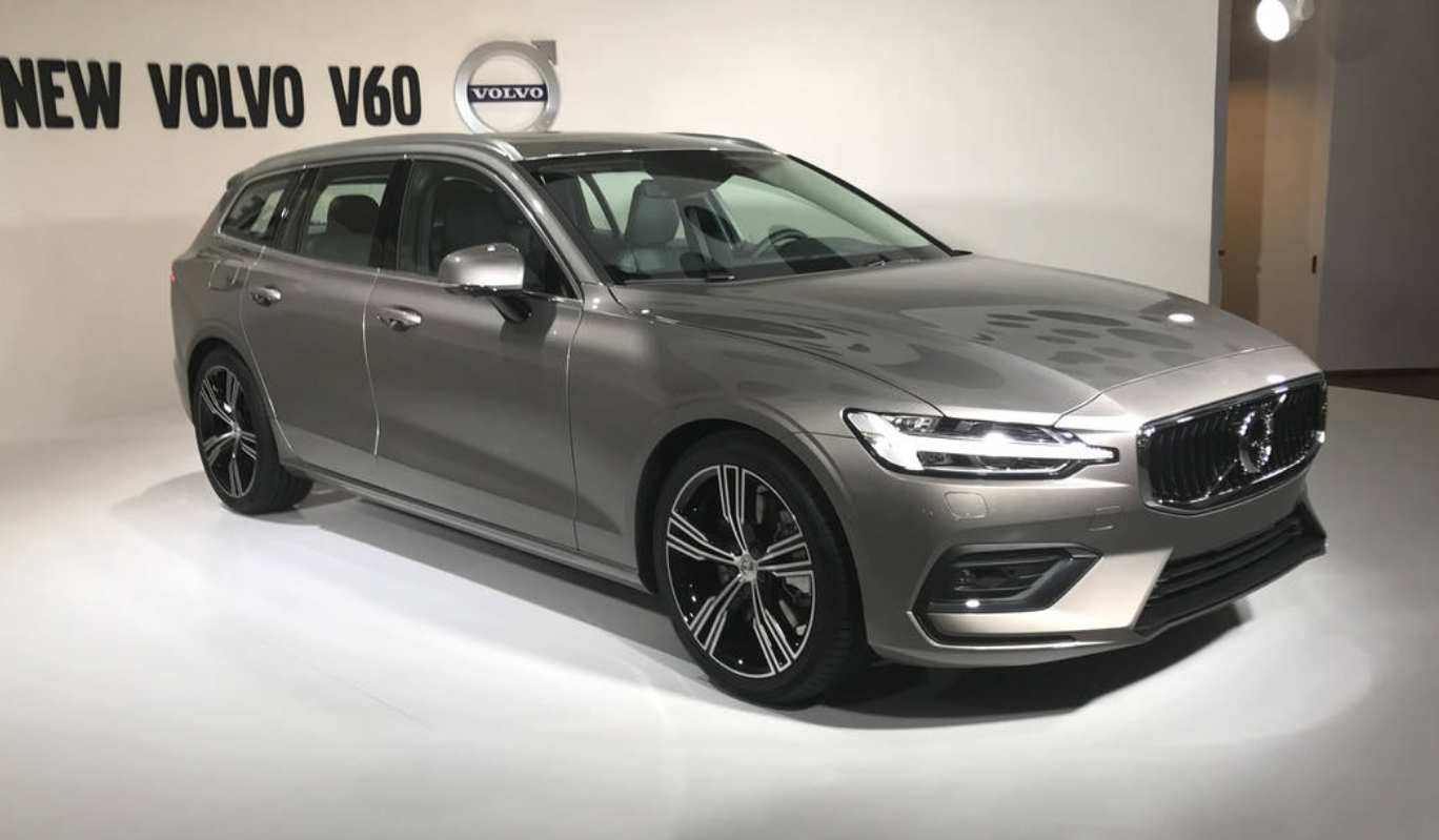 56 All New 2020 Volvo V60 Length Engine for 2020 Volvo V60 Length