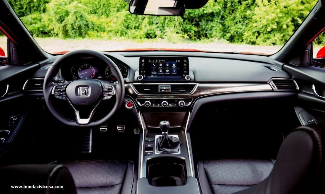 56 Best Review 2020 Honda Accord Hybrid Spesification with 2020 Honda Accord Hybrid