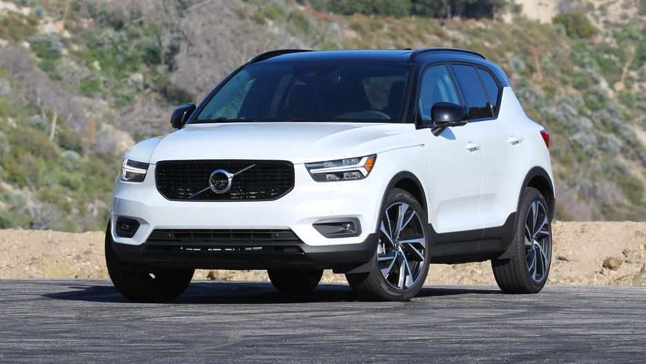 56 Best Review Volvo 2020 Xc40 Exterior Spesification for Volvo 2020 Xc40 Exterior
